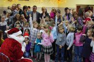 Mikołajki w Chodowie 11.12.2011r.