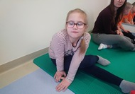 Warsztaty z rehabilitantem